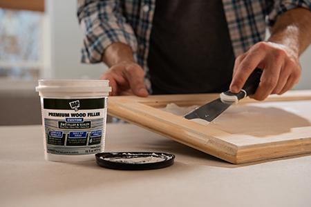 20 Mastic à bois de première qualité - Premium Wood Filler